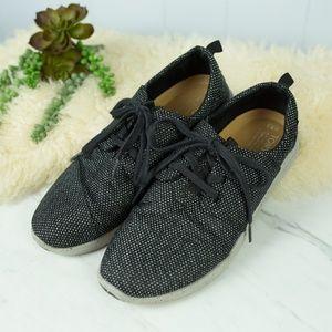 Toms Cabrillo Black/Gray Sneakers
